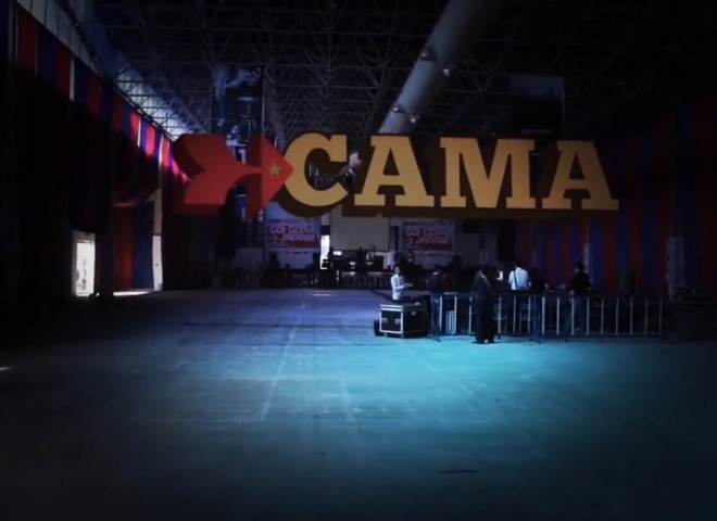 CAMA: Go Go Japan!