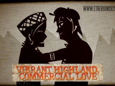 Vibrant Highland, Commercial Love
