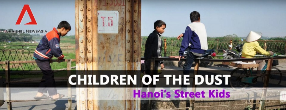 CNA: Bringing hope to Hanoi's 'children of the dust' | Etherium Sky assisted as production fixers