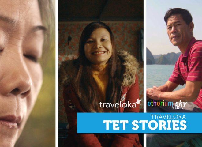 Traveloka Tet Stories
