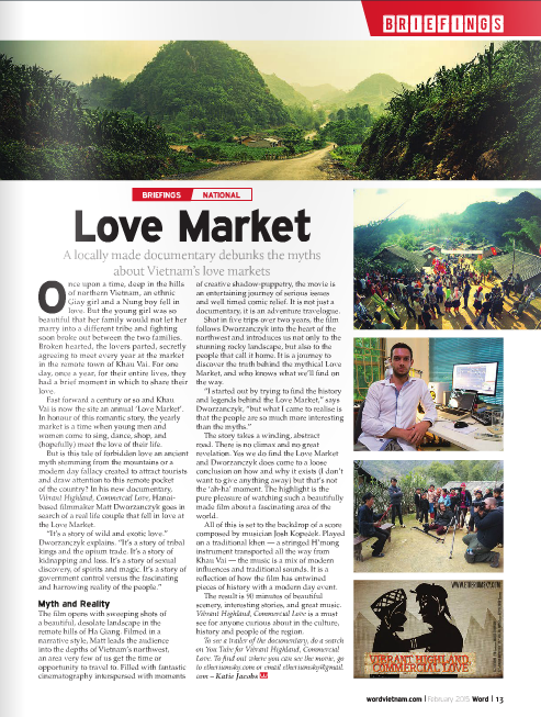 love market review